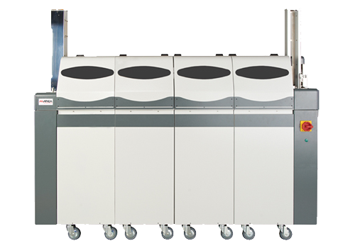 S6000 Serie - vorkonfigurierte Personalisierungs- und Mailingsysteme